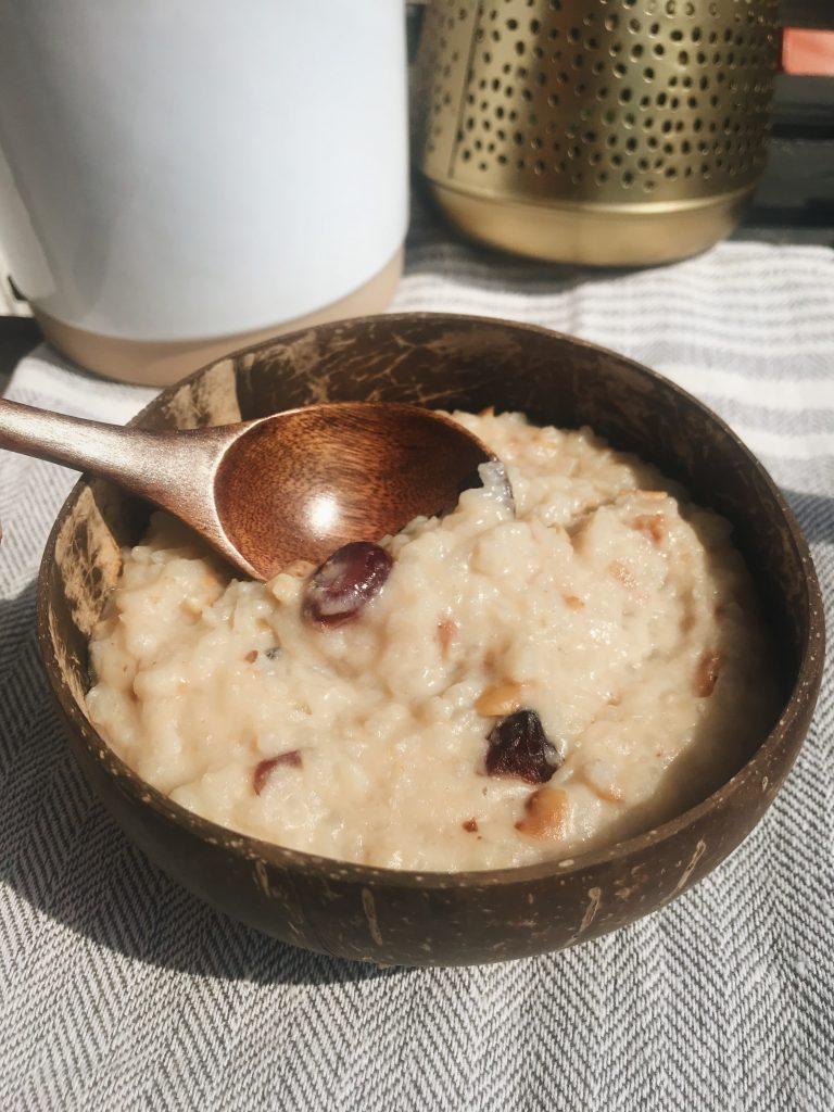 Kheer indiai rizspuding